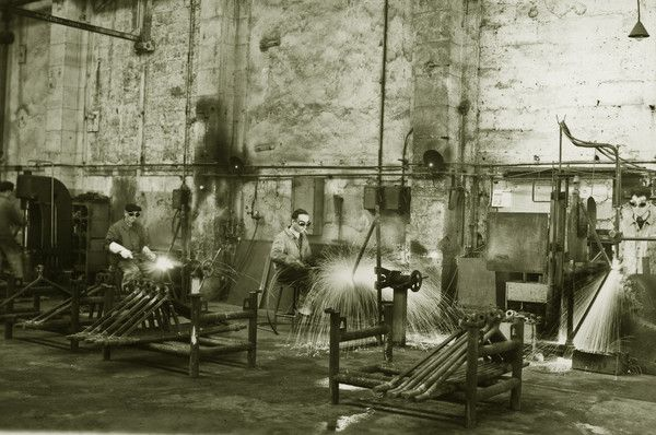 L 39 atelier a soudure au ch lumeau au toulon de perigueux - Soudure au chalumeau ...