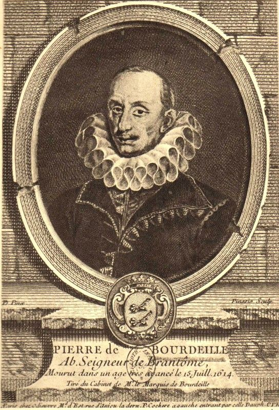 PIERRE DE BOURDEILLE!